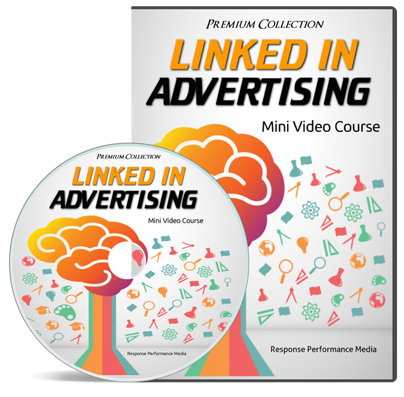 LinkedIn Advertising cover