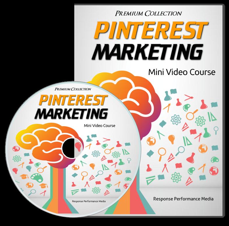 Pinterest Marketing cover