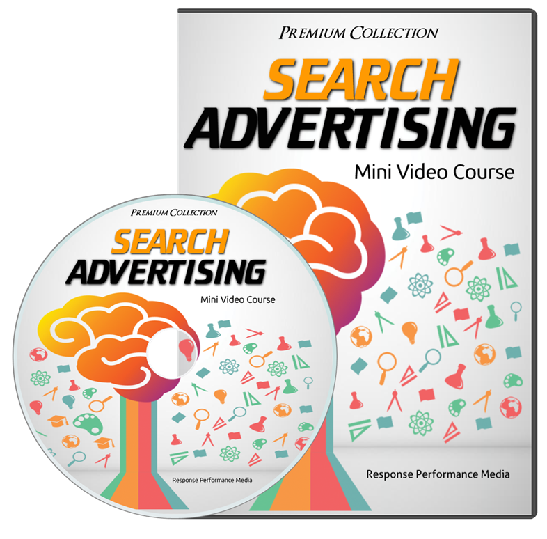 Search Advertising cover
