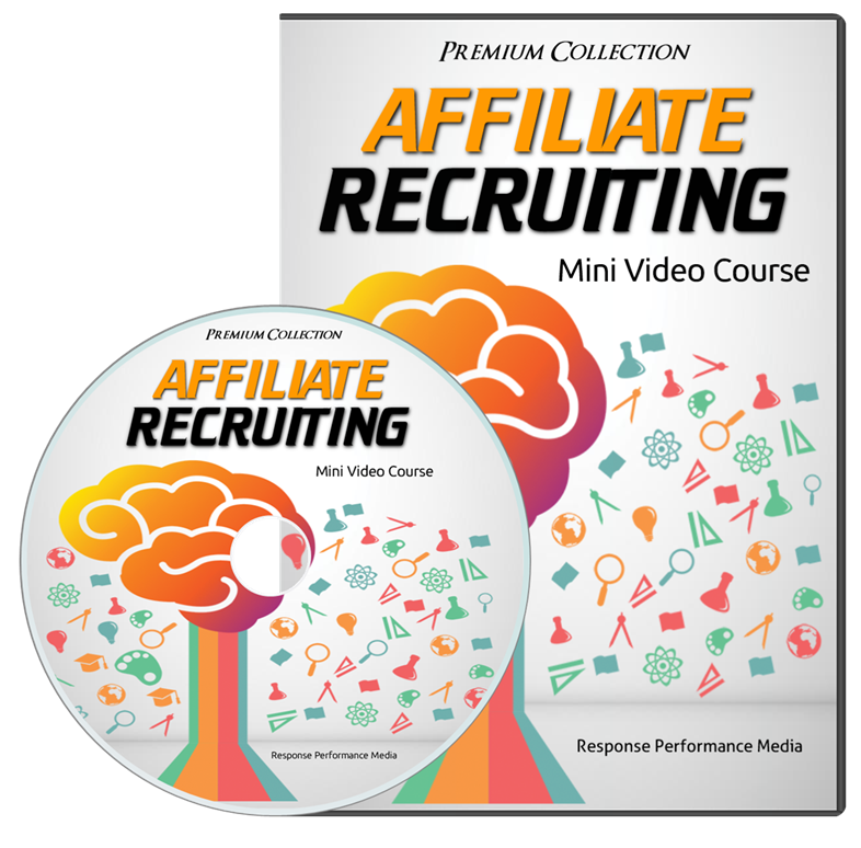 Affiliate Recruiting cover