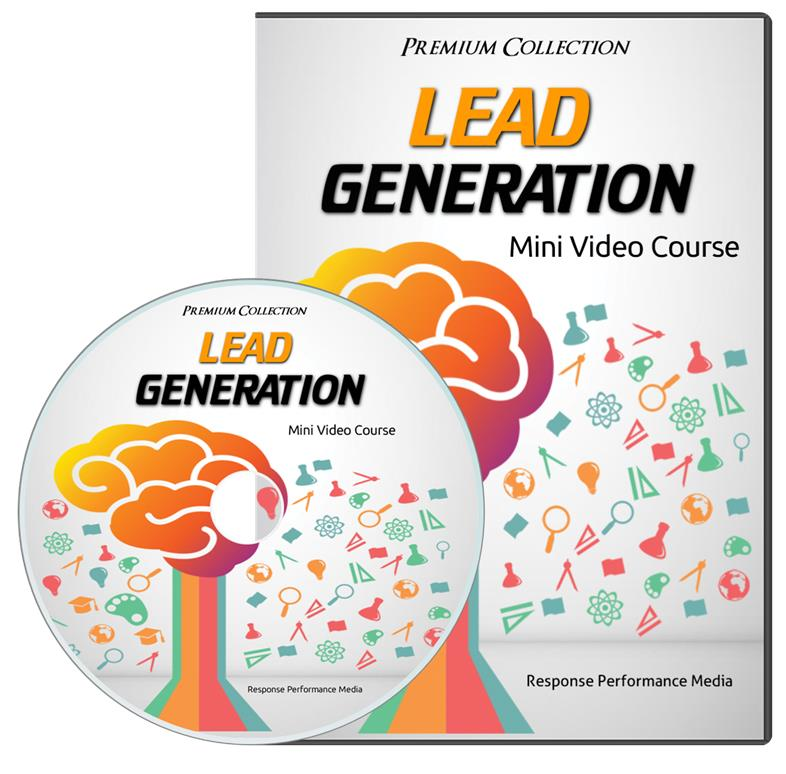 Lead Generation cover