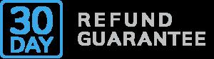 30 day refund guarantee