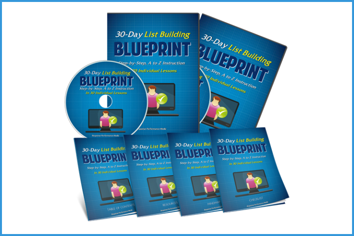 30 Day List Building Blueprint thumb